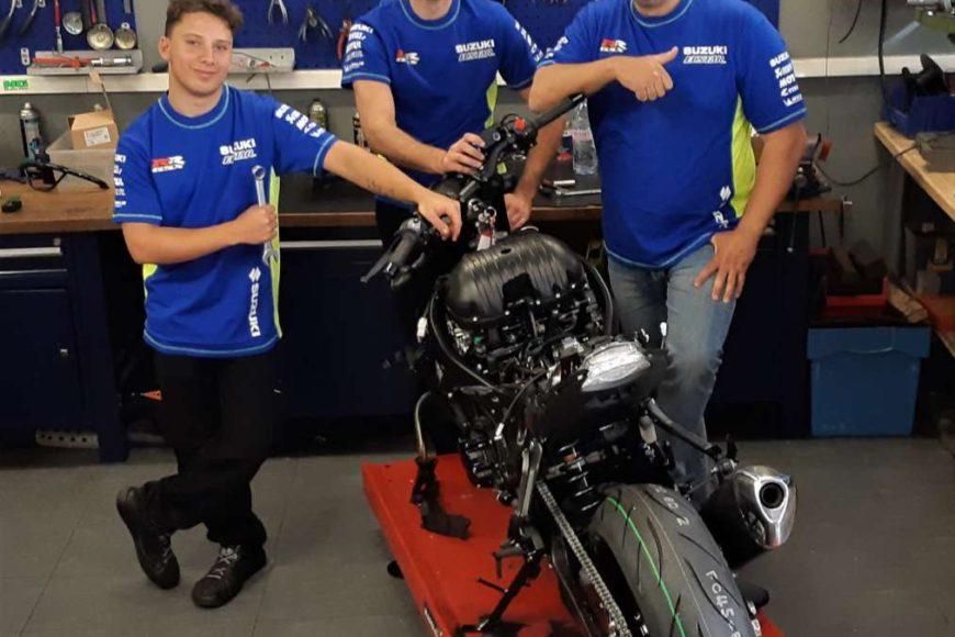 Changement de propriétaire chez Moto Shop !!!!
