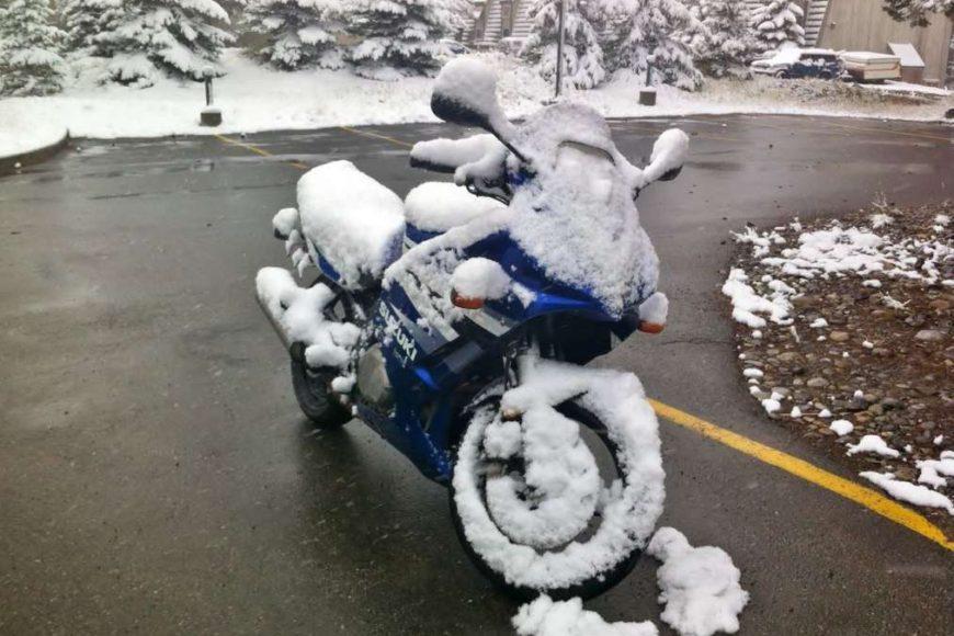 Nouveau service chez Motoshop ! Hivernage de votre moto/scooter.