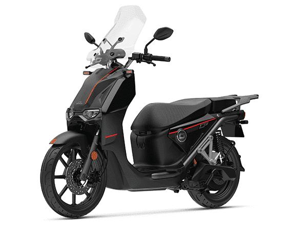 CPx le scooter électrique Super SOCO