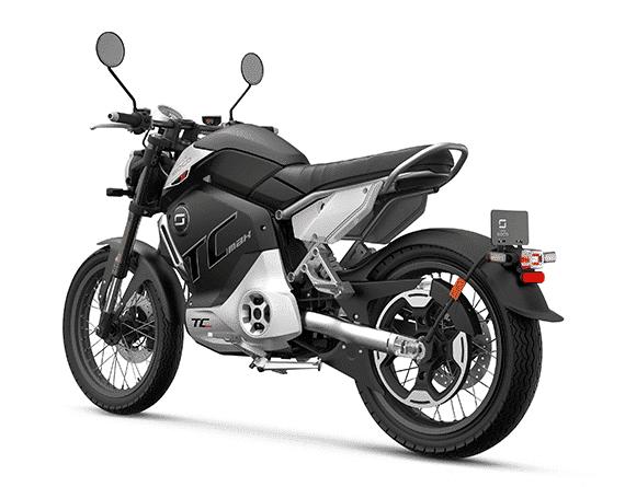 Super SOCO TC Max: l'équivalent électrique du 125cc, accessible dès 16 ans