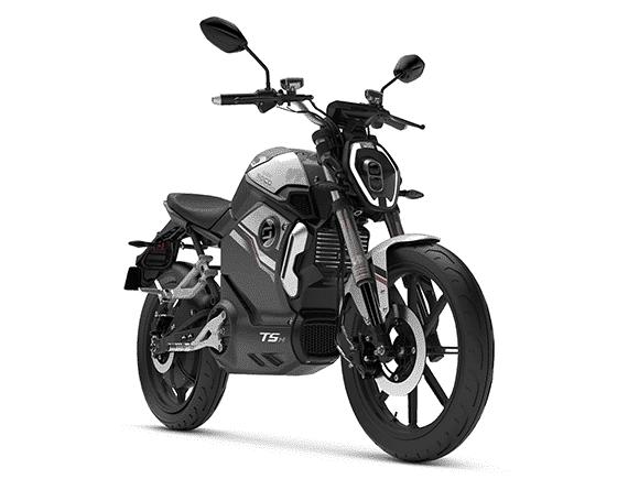 Super SOCO TSx: une moto électrique accessible dès 15 ans!